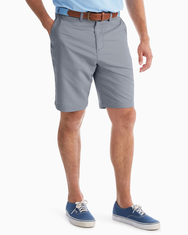 Mulligan PREP-FORMANCE Shorts in Pacific by johnnie-O
