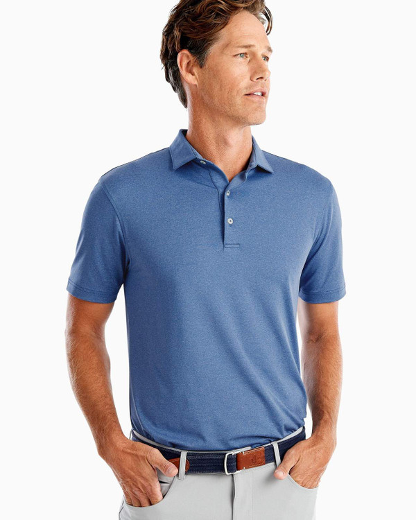 Birdie PREP-FORMANCE Jersey Polo in Riptide by johnnie-O