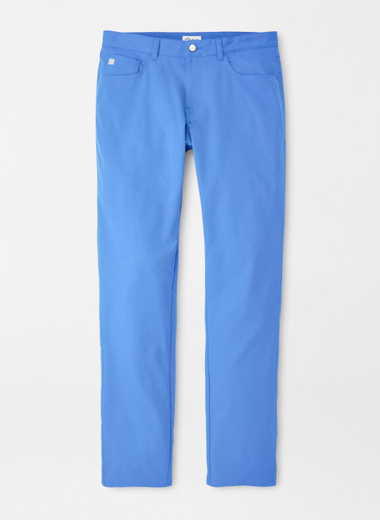 Performance Five-Pocket Pant in Blue River by Peter Millar