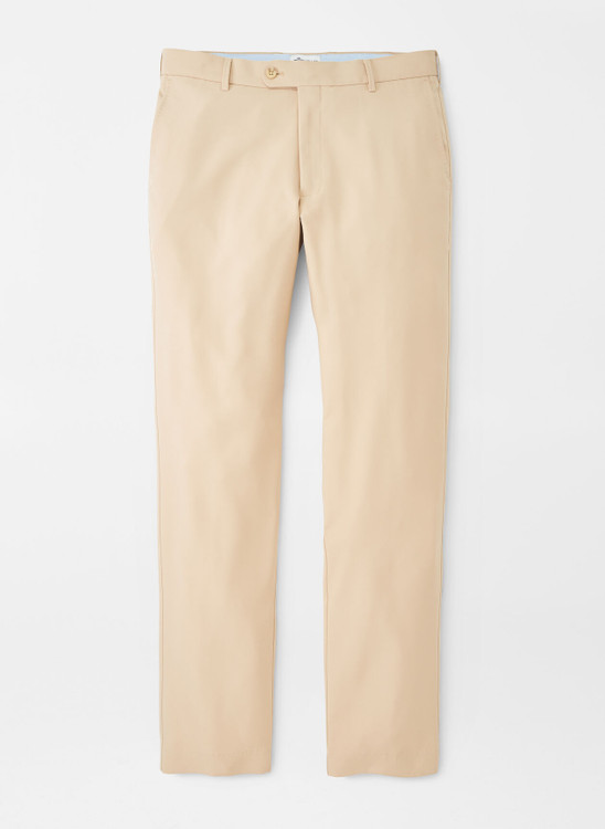 Durham Performance Trouser in Macadamia by Peter Millar