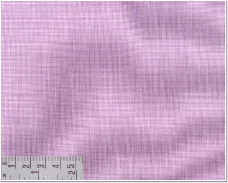 Poplin Solid 100's 2-Ply Custom Dress Shirt in Lilac (408) by Emanuel Berg