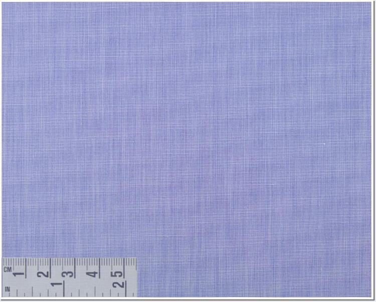 Poplin Solid 120's 2-Ply Custom Dress Shirt in Lilac (1703) by Emanuel Berg