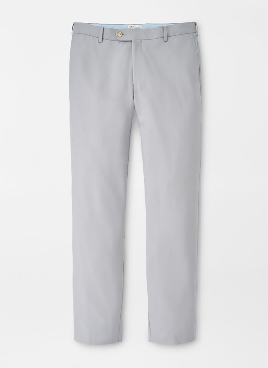 Durham Performance Trouser in Gale Grey (Size 38x32) by Peter Millar