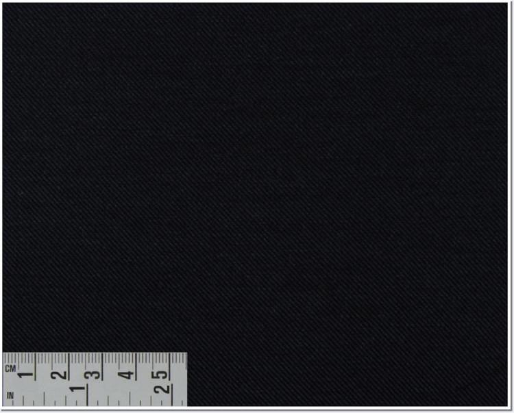 Twill Melange Solid Custom Dress Shirt in Navy (1971) by Emanuel Berg