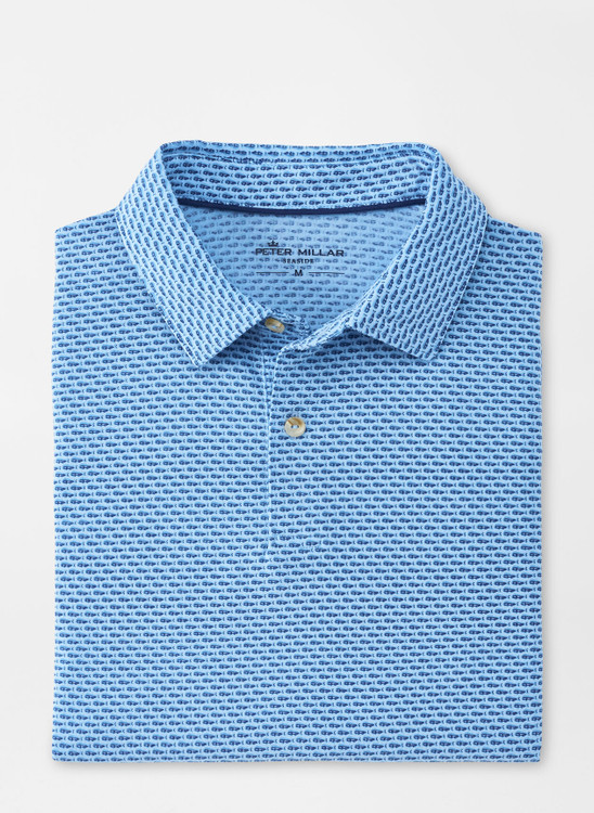 drirelease® Natural Touch Mahi Polo in Sea Breeze by Peter Millar