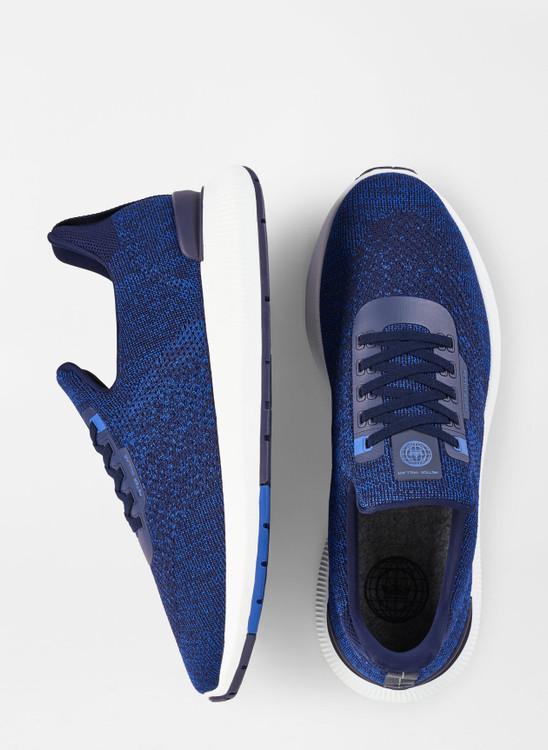 Hyperlight Apollo Sneaker in True Blue by Peter Millar