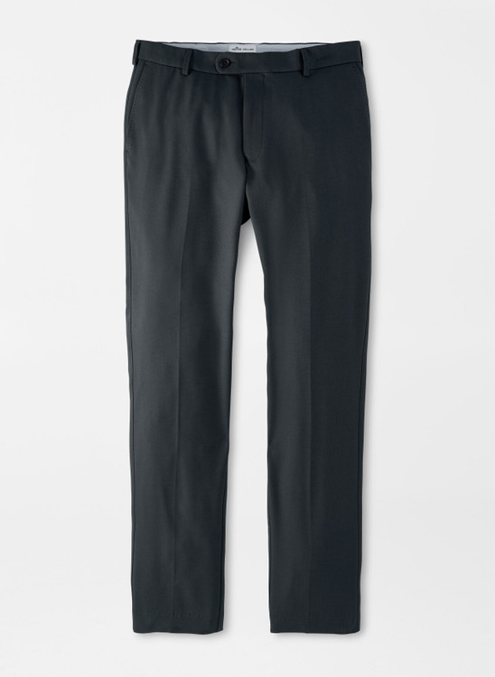 Franklin Performance Trouser in Charcoal by Peter Millar