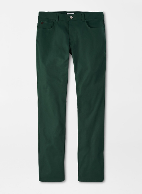 eb66 Performance Five-Pocket Pant in Nordic Pine by Peter Millar
