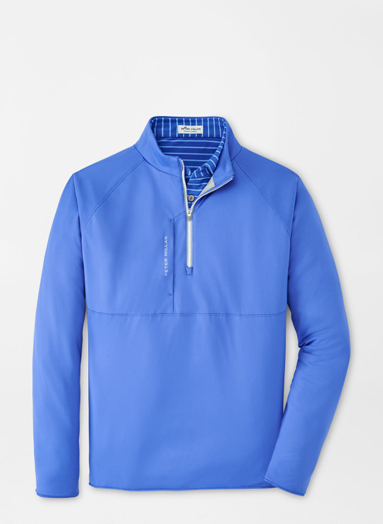 Thermal Flow Insulated Quarter-Zip in True Blue by Peter Millar