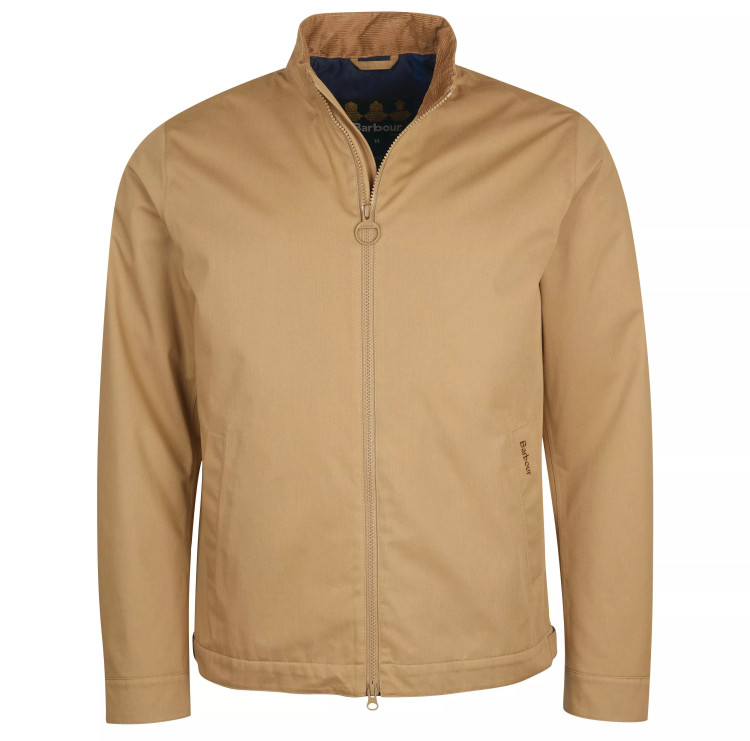 Fenworth Jacket in Sand by Barbour