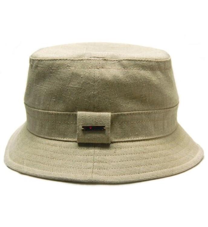 Linen Bucket Hat by Wigens