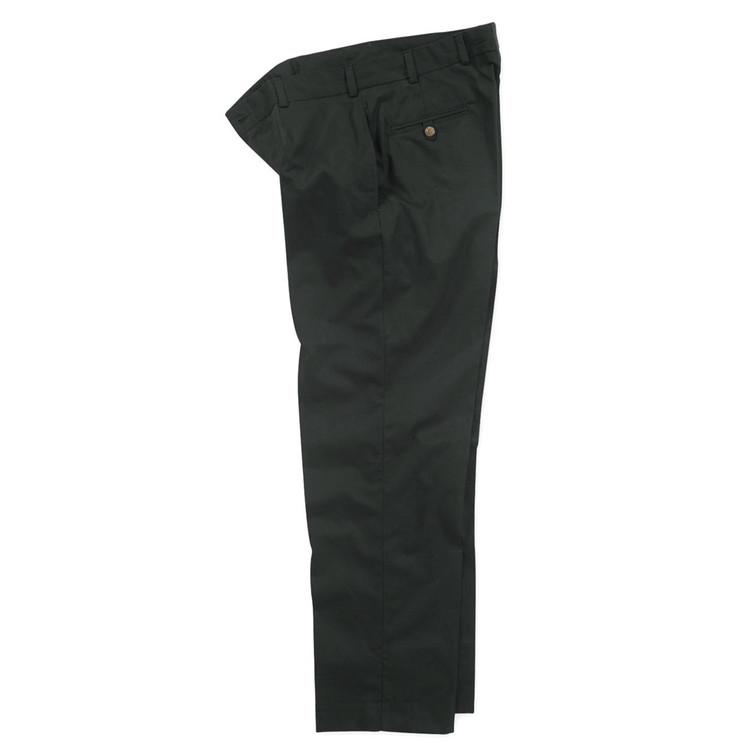 Cotton Gabardine Pant in Slate (Model M2P, Size 33) by Bills Khakis