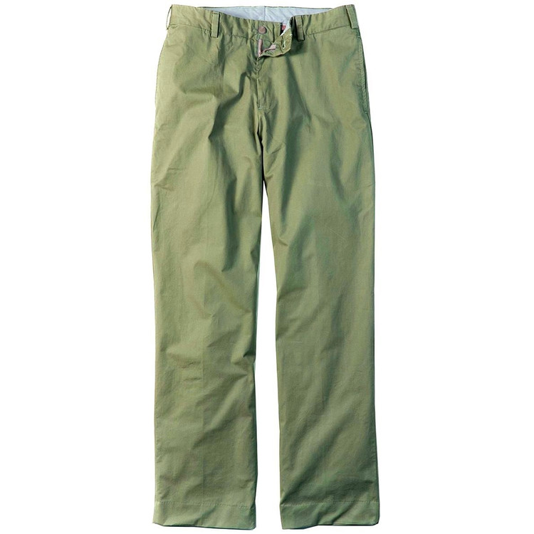 Sunbleached Twill Pants in Olive (Model M2) by Bills Khakis