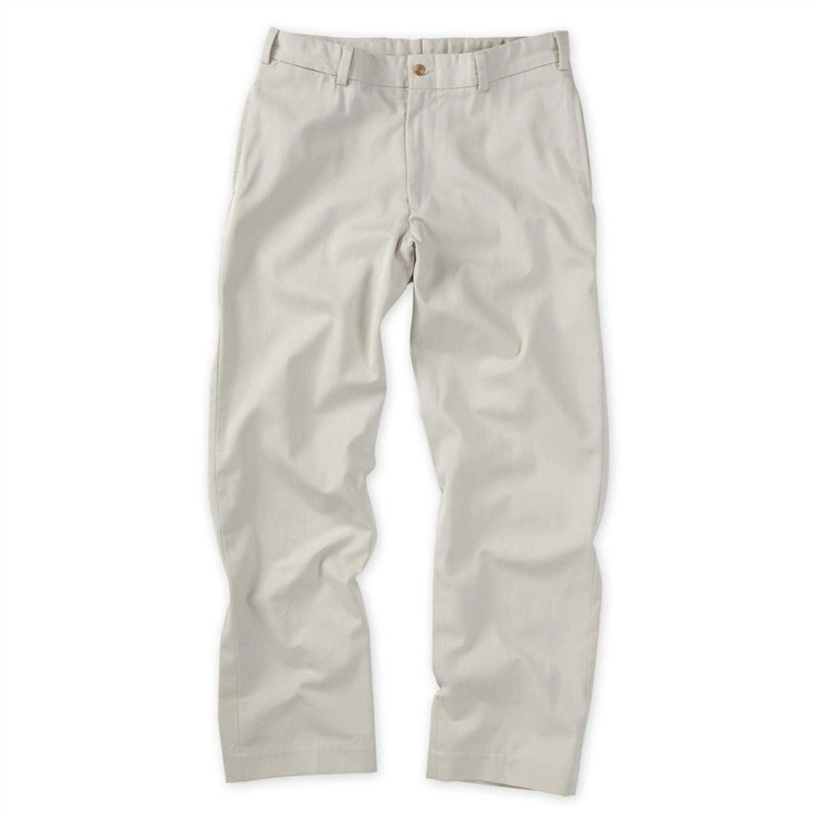 Original Twill Pant in Cement (Model M2, Size 33x30) by Bills Khakis