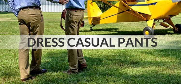 Dress Casual Pants