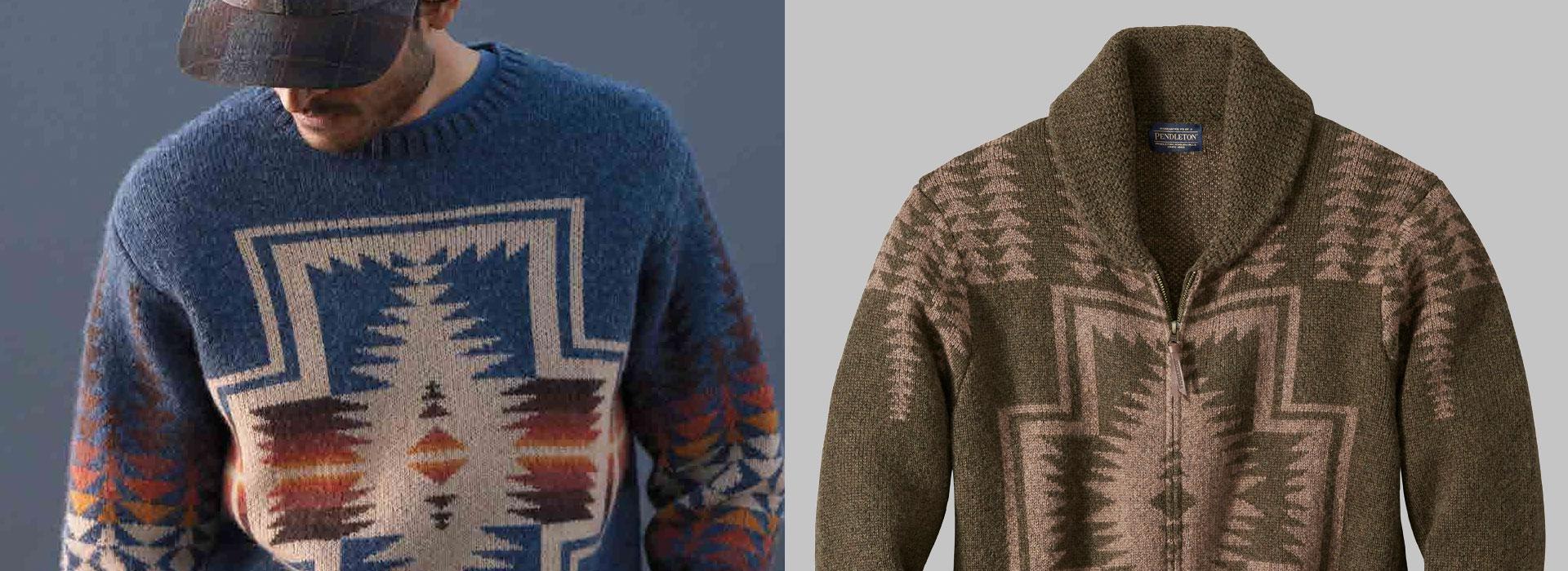 Pendleton Wool Sweaters