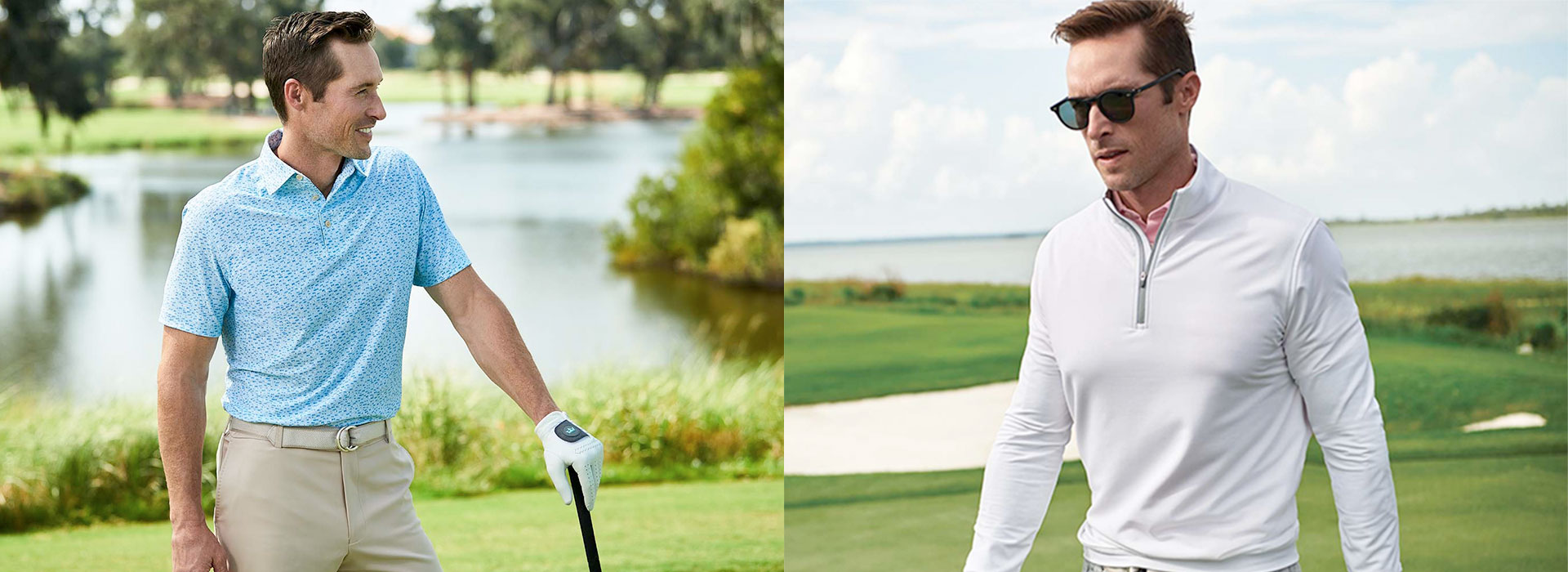 Peter Millar Spring 2019 and new Crown Sport