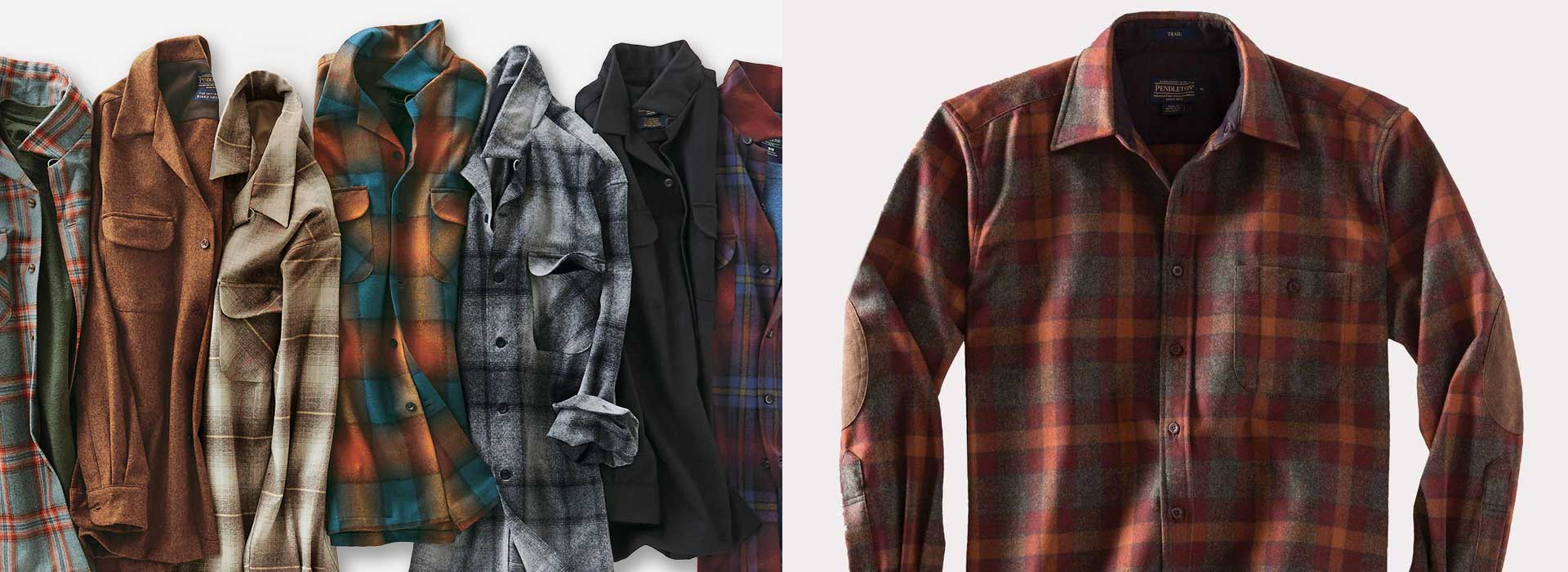 Up to 50% off Pendleton shirts