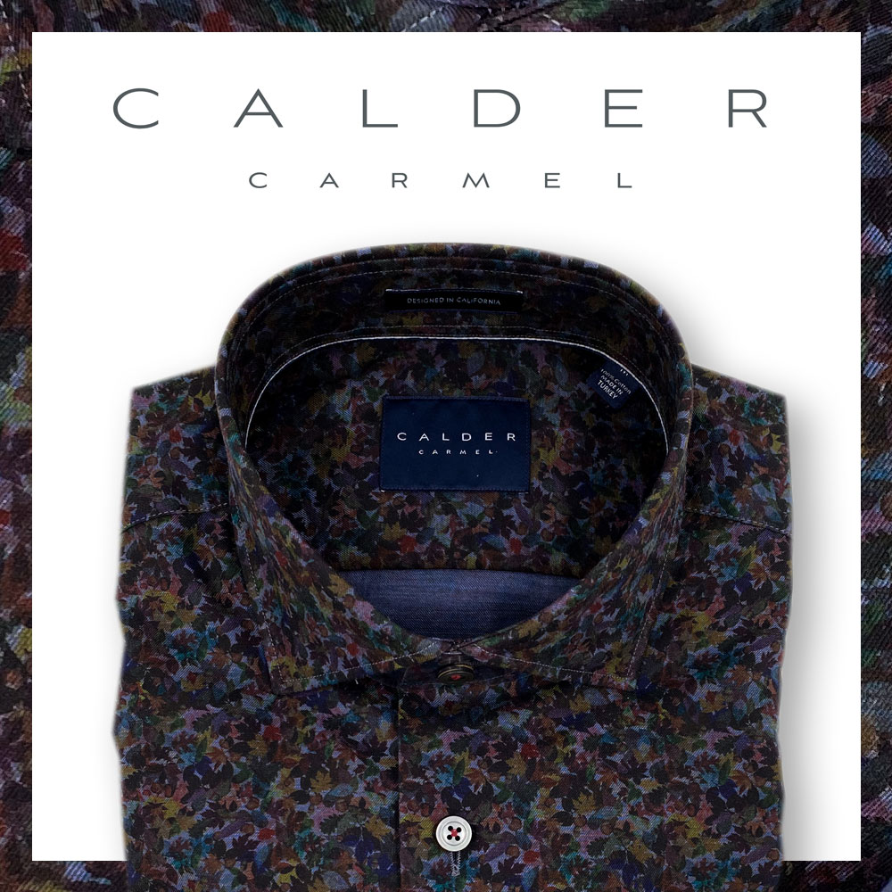 Luxury Sport Shirts by Calder Carmel