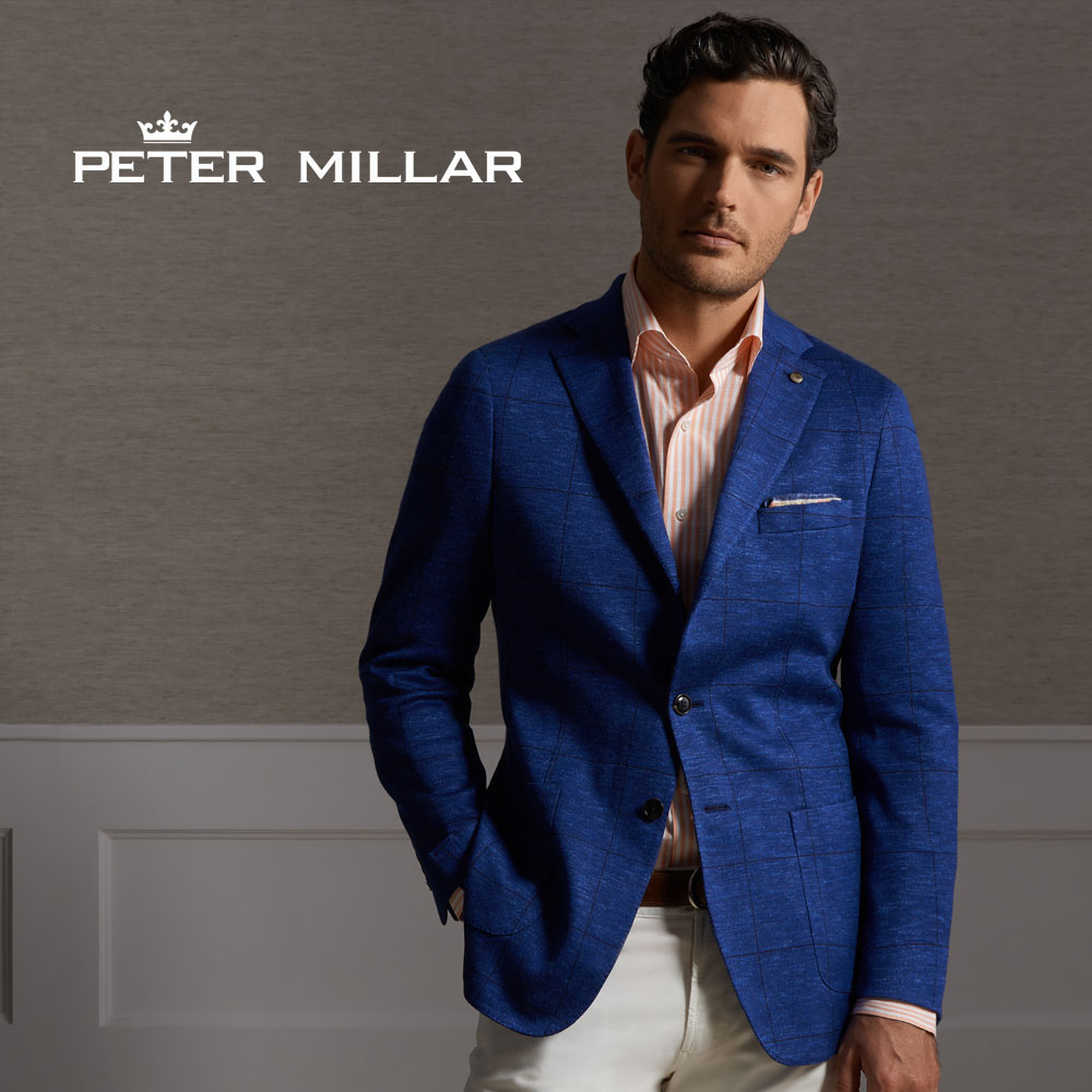 Spring 2020 Peter Millar Soft Jackets