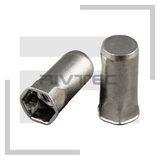 STAINLESS| Low Profile (Closed End)
