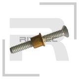 MagnaGrip® | CSK Head (STEEL)