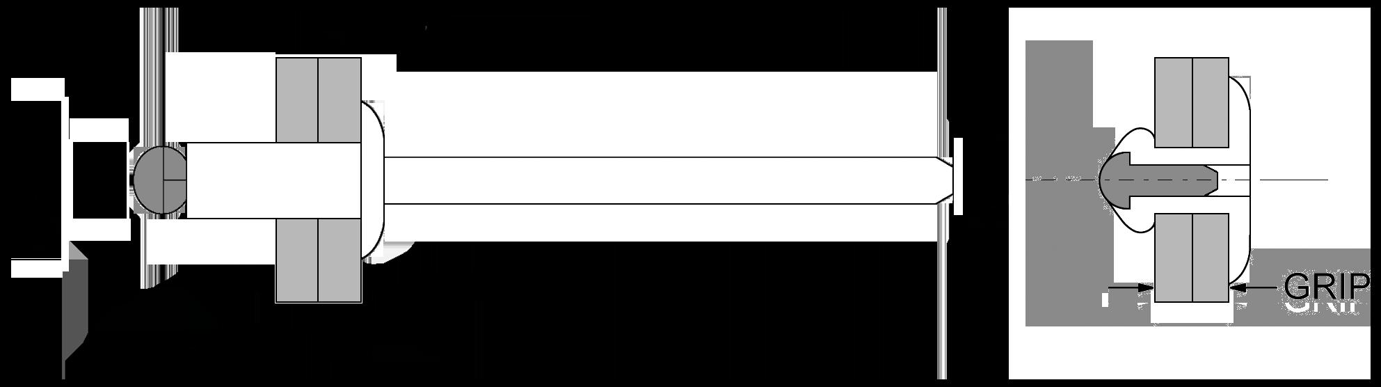 Rivtec® Standard Rivet Series