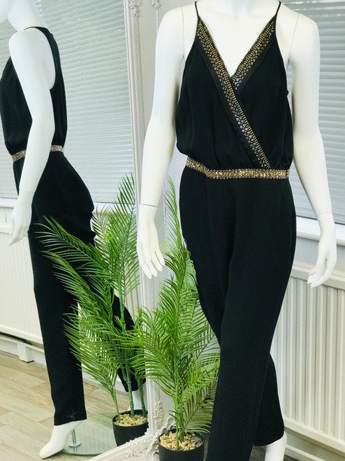 DVF Caroline Jumpsuit, Swoon Love Sale, Pre Owned Designer