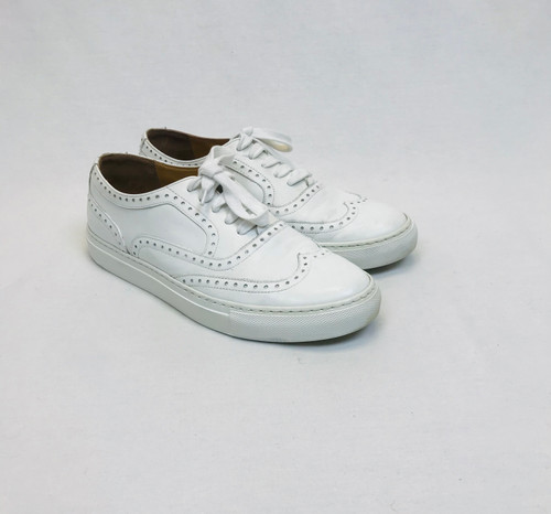 Strenesse Brogue Lace Up Trainers. Pre-Owned Designer