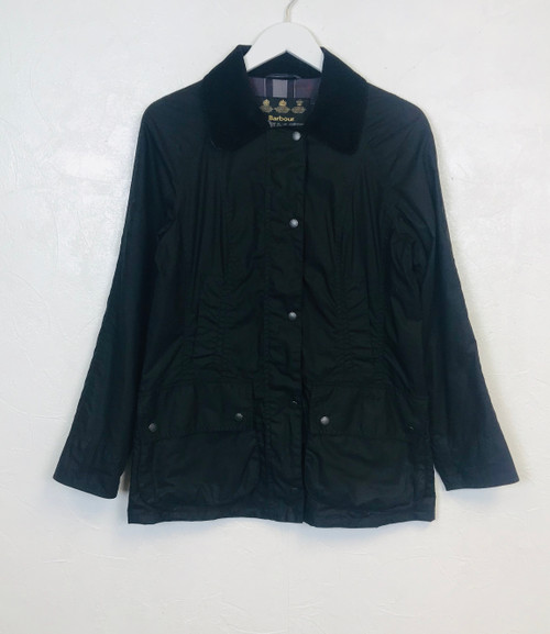 Barbour Cotton Jacket, Pre Owned Designer