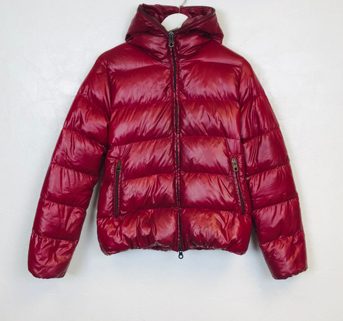 Duvetica Goose Down Padded Coat. Pre-Owned Designer Collections.