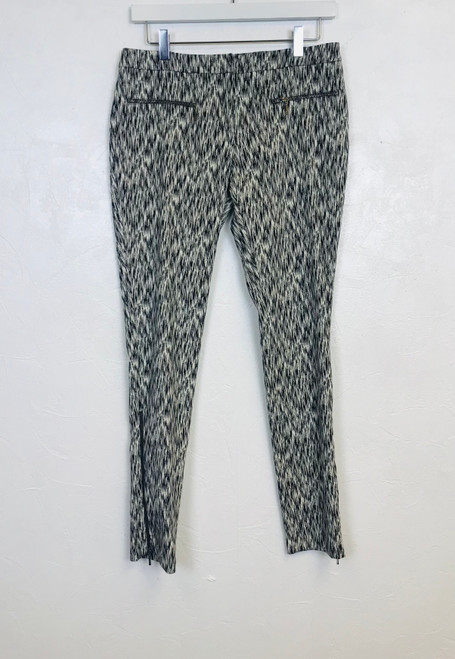 Matthew Williamson Ankle Zip Trousers. Pre-Owned Designer Collections.