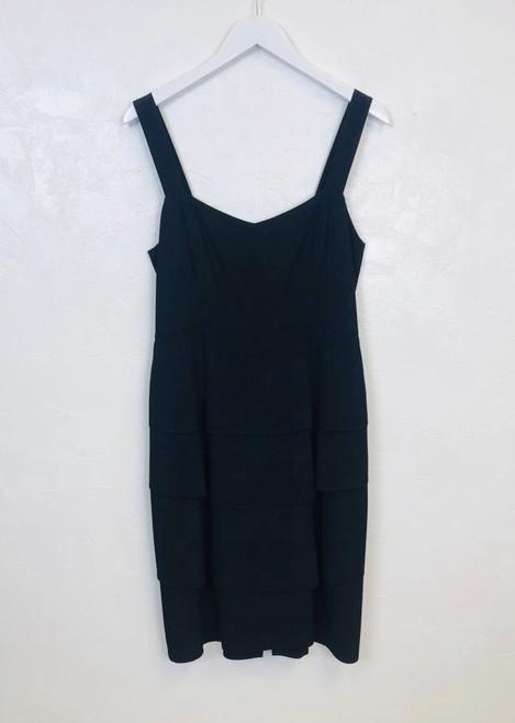 Temperley Tiered Dress, Pre Owned Designer