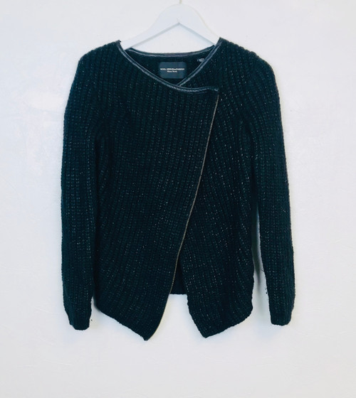 Maison Scotch Cardigan, Pre Owned Designer