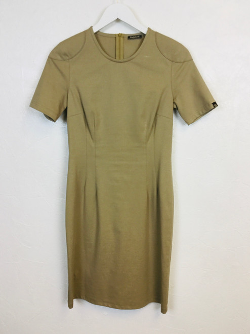 Belstaff Fitted Dress, Pre Owned Designer