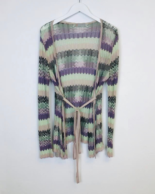Missoni Cardigan, Pre Owned Designer