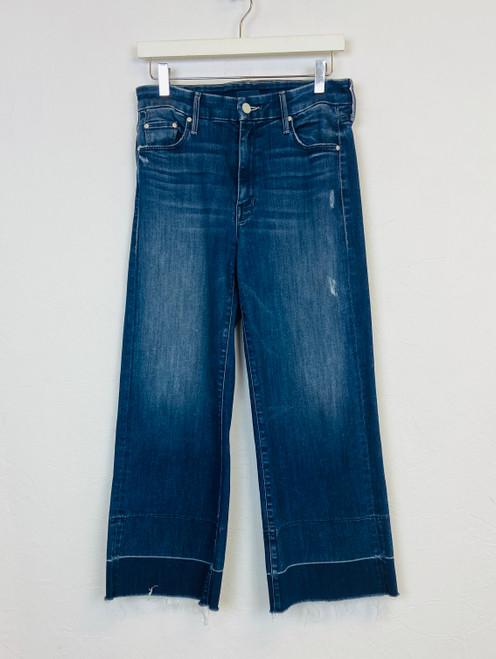 Mother Denim The Roller Crop Jeans