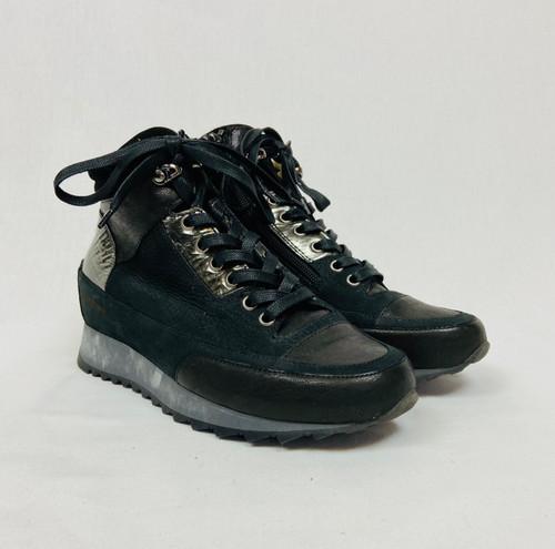Candice Cooper High Top Sneakers