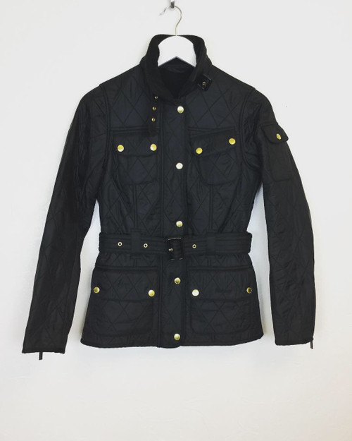 Pre-owned Barbour Quilted Jacket