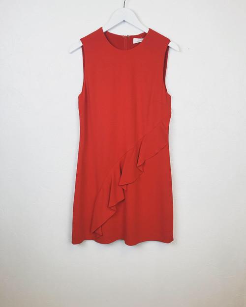 ALC Ruffle Front Dress