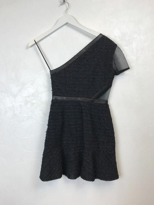Richard Nicoll One Shoulder Dress