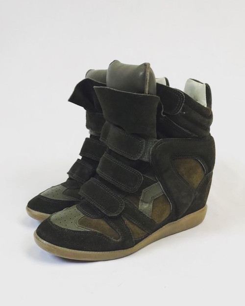 Isabel Marant Beckett High Tops