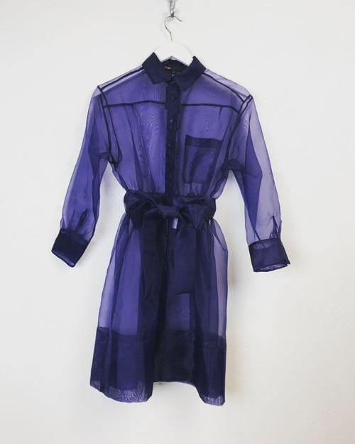 Maje Shirt Dress