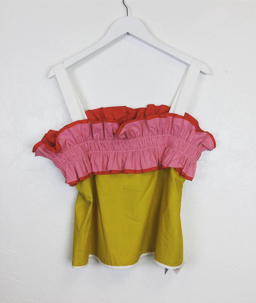 Philosophy Frill Top