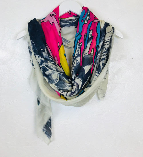 Stella McCartney Scarf, Pre Owned Designer