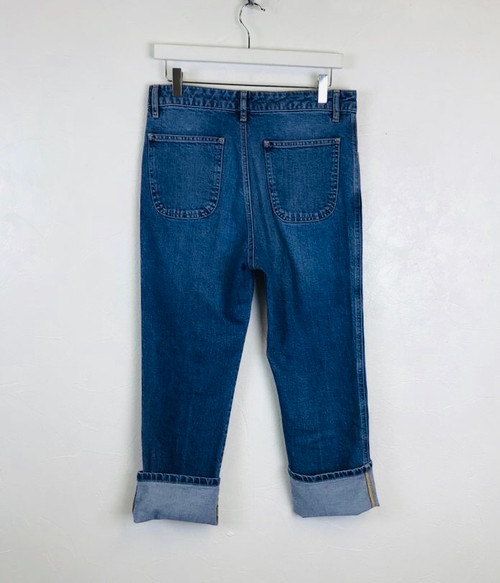 Victoria Beckham Loose Jeans