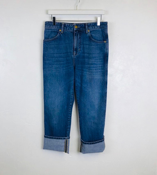Victoria Beckham Loose Jeans