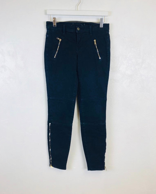 J Brand Zipped Jeans