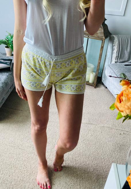 Pre Owned Melissa Odabash Cotton Shorts