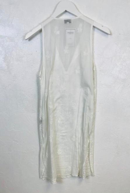 Pre Owned Designer, Juliet Dunn Embroidered Beach Dress